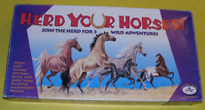 Herd Your Horses Board Game 2000 Nice Board Game! Nice See!