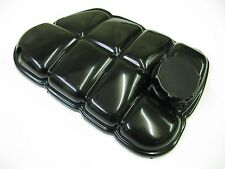 FORD Focus headertank COPERTURA E TAPPO Gloss Nero 2 mm IN PLASTICA ABS MK3 RS ST
