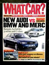 February What Car? Cars, 2000s Magazines