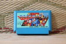 Rockman 1 Megaman NES Famicom Japan Nintendo Very Good Condition!