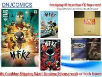 MFKZ 1 CVR ABC  (BEHEMOTH COMICS)  Pre-sale 06/23 2021