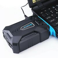 Portable External Air Extracting Laptop Cooler Vaccum Cooling Notebook USB Fan