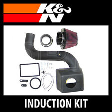 K&N 57i Gen 2 Performance Air Induction Kit 57I-2503 - K and N High Flow Part