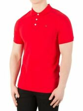 Tommy Hilfiger Solid Short Sleeve Casual Shirts for Men
