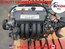 JDM 02 05 HONDA CIVIC Si 2.0L i-VTEC ENGINE ONLY K20A3 K20A BASE MODEL