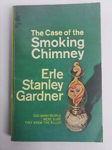 Vintage Erle Stanley Gardner Perry Mason The Case Of The Smoking Chimney