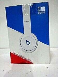 Beats Solo3 Wireless Headphones Club White
