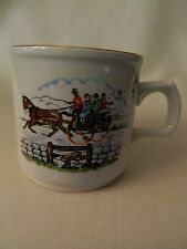 NICE VINTAGE CARRIGALINE POTTERY CO. MUG - CORK, IRELAND - EUC