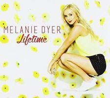 MELANIE DYER Lifetime CD BRAND NEW 4 Track EP