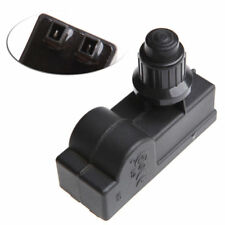 BBQ Gas Grill Replacement 2 Outlet AAA Battery Push Button Ignitor Igniter Black