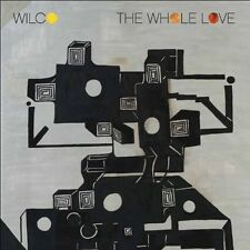 Wilco-the whole LOVE CD NEUF