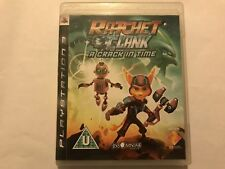 PS3 Ratchet And Clank A Crack In Time - Playstation3