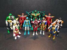 Power Rangers Lot of 11