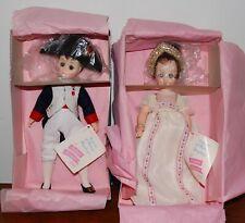 Madame Alexander Napoleon #1330 and Josephine #1335