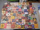 Vintage Lot 100+ Beer Ale Coasters Collection Man Cave Bar Estate Sale Find