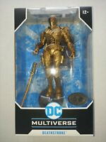 Mcfarlane Toys DC Multiverse Deathstroke Platinum Edition Action Figure