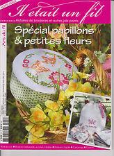 Il etait une fois un fil broderie Hors serie n°3  Revue Magazine Point de croix