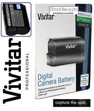 Super Hi-Capacity EN-EL15 Li-Ion Battery For Nikon D7500 D500