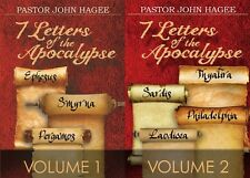 7 Letters of the Apocalypse - 7 Dvds - John Hagee - Sale ! Sealed