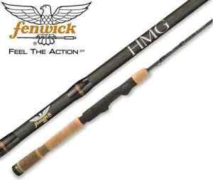 """Fenwick HMG 6'9"""" Medium Light Fast Action 2-Piece Spinning Rod HMG69MLFS2"""