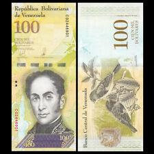 Venezuela 100000 (100,000) Bolivares, 2016/2017,  P-NEW, UNC