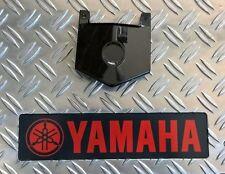 """Yamaha YZF R125 """" Carénage Arrière Arrière Centrale """" Noir Brillant"""