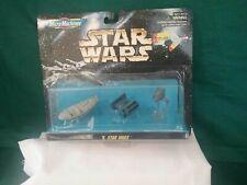 Star Wars Micro Machines V Star Wars  Rebel Transport Tie Bomb Imperal AT -ST