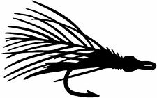 Fish sticker FISHING Lure Vinyl  Decal Many colors  FREE SHIP