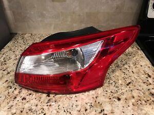 2012 2013 2014 Ford Focus Sedan Tail Light Right (passenger side) 023.