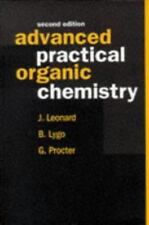 Advanced Practical Organic Chemistry-ExLibrary