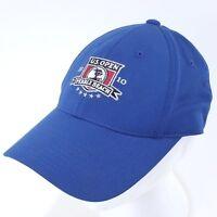 2010 US OPEN  Blue Golf Course PEBBLE BEACH HAT Summer Sun Cap XL Hat