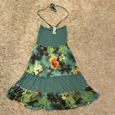 Maurice's floral tropical sundress NWT XS