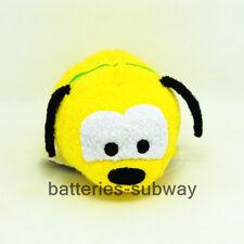 "3.5"" New Pluto mini Tsum Tsum Soft Plush Toy Stuffed Doll Gift"