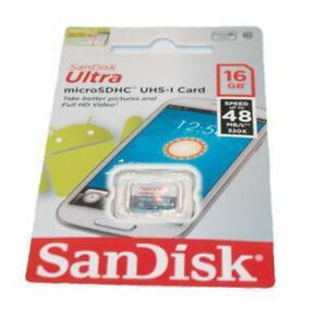 SanDisk Ultra Micro SD-kort A1 128 GB