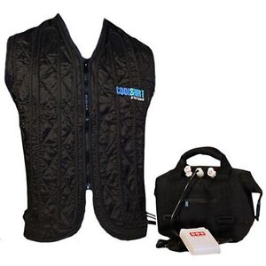 CoolShirt DRAGPACK (Drag Pack)  FAST TRACK ORDER Complete systems w/ OPTIONS