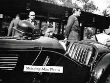 AMY JOHNSON AVIATOR KAY PETRE FRAZER NASH BMW  SHELSLEY WALSH 1938 PHOTOGRAPHS
