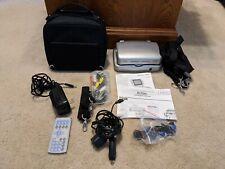 RadioShack Axion Go Vision DVD Travel System - Portable Car DVD player & remote