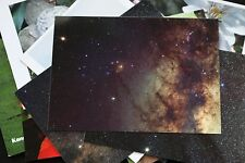 Mars, Saturn, Scorpius and Rho Ophuchi Postcard x 1 for Postcrossing