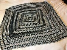 "36"" X 36"" Handcrafted Crochet Blanket"