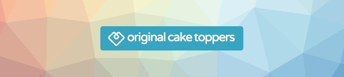 Original Cake Toppers