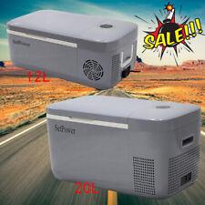 13.5 /21 Quart Portable Car Fridge Freezer Refrigerator Cooler Camping Travel