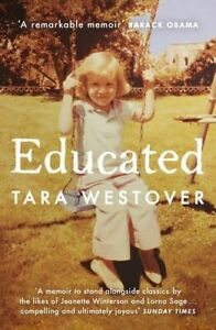 NEW Educated By Tara Westover Paperback Free Shipping