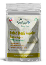 Safed Musli, Supports Strength & Energy Powder