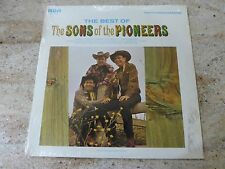 SEALED The Best of The SONS of the PIONEERS RCA ANL1-3468(e) 1966