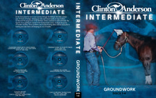 New listing Groundwork Intermediate 11 Dvd Horse Training Video Series Clinton Anderson