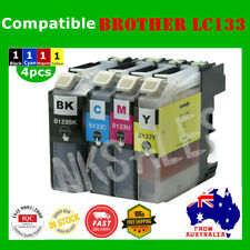 4x Ink Cartridge LC133XL LC131XL LC 133 For Brother MFC J6920DW J6520DW J870DW