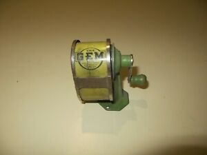Pencil Sharpener The Gem By Automatic Pencil Sharpener Co. Chicago USA