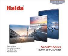 Haida NanoPro 150mm x 170mm MC Soft Grad 0.6 2 Stop ND Optical Glass Filter ND4