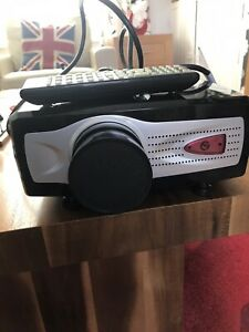 hd home cinema projector MOD HD66 With Remote