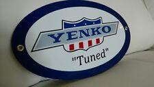 Yenko tuned Camaro Nova Chevelle sign